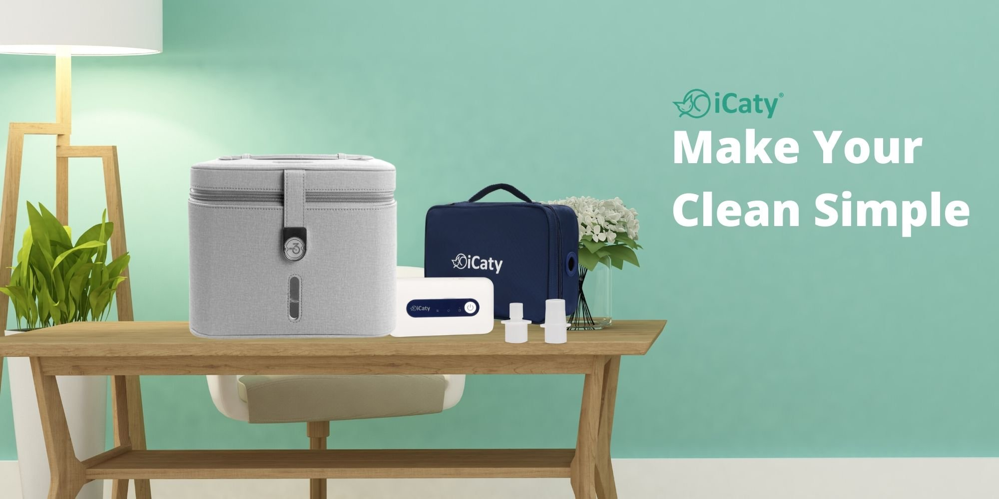 icaty cpap cleaner